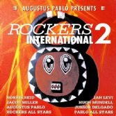 Various - Augustus Pablo Presents Rockers International 2 (Greensleeves) LP